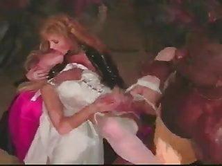 Taylor Wane Vanella Interracial Threesome