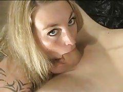 Amateur - Deep Throat & Anal Insertion