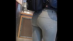 Lovely Tushies Candid Asses 7