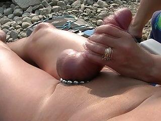 Suzy, Handjob At The Beach