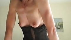 Wife stripping