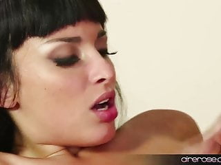 Airerose Brunette Babe Anissa Kate Fucks Some Young Guy