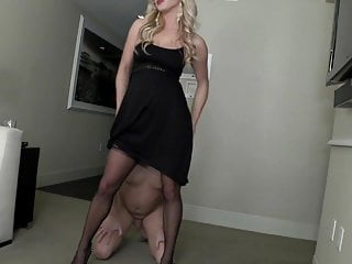 Upskirt. Pussy Ass