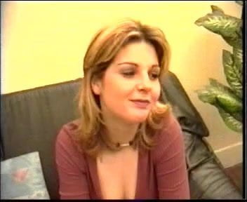 Angelina belle femme mature passe son casting