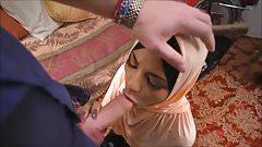 Facial Arabsex Movie