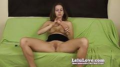 Lelu Love-Steven Bday Orgasm Dildo Vibrator