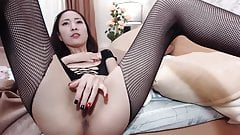 ADRIAN: Asian milf in high heels