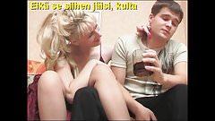 Slideshow with Finnish Captions: Mom Silvia 3