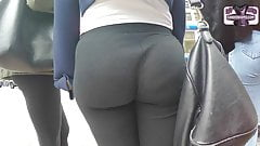 Apple booty pawg wegded leggings