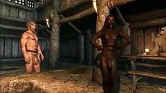 gay Skyrim πορνό ελεύθερα γυμνός milf πορνό