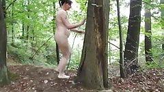 monpilou dans le bois