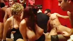 Swingers im club Legeres part 1