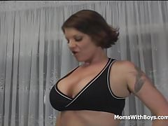 Mature Kayla Quinn Sex With Trainer