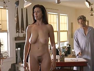 Mimi Rogers Nude Scene In The Door In The Floor Movie