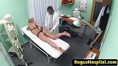 Busty spycam amateur fucked by