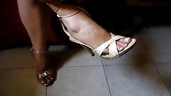 Foot fetish, Stilettos, Platform Shoes, High Heels 29