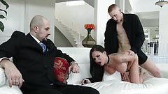 Slut Wife Fucks Total Stranger