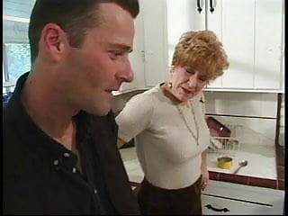 Hairy redheadds - Young guy fucks short-haired redhead 70 year old with fire crotch