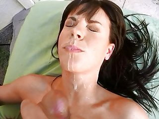 huge load facial 71 pov