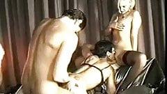Italian Vintage Threesome