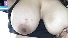 Big Boobs Indian Hottie Exposing Online 17