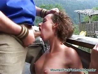 extreme hard german anal sex