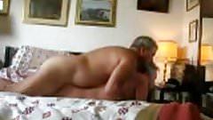 Two mature men fucking