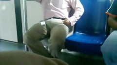 Bulge in bus