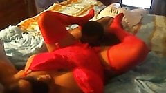Black Wife 1st Time Raw Dogging Pt.1