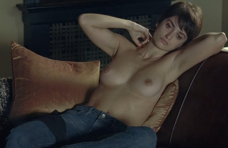 Sorry, that Penelope cruz boobs are mistaken