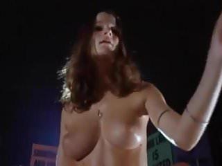 sexy topless cool boobs gogo hippie girl club dance 60s