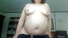 Spank Big Butt Naked Body