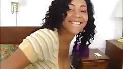 Lovely Ebony Teen