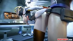 Hot 3D toons and heroes fucked hard and deep