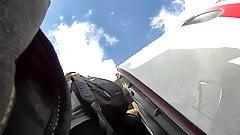 black pantyt upskirt