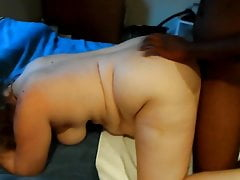 Ass fucked by BBC