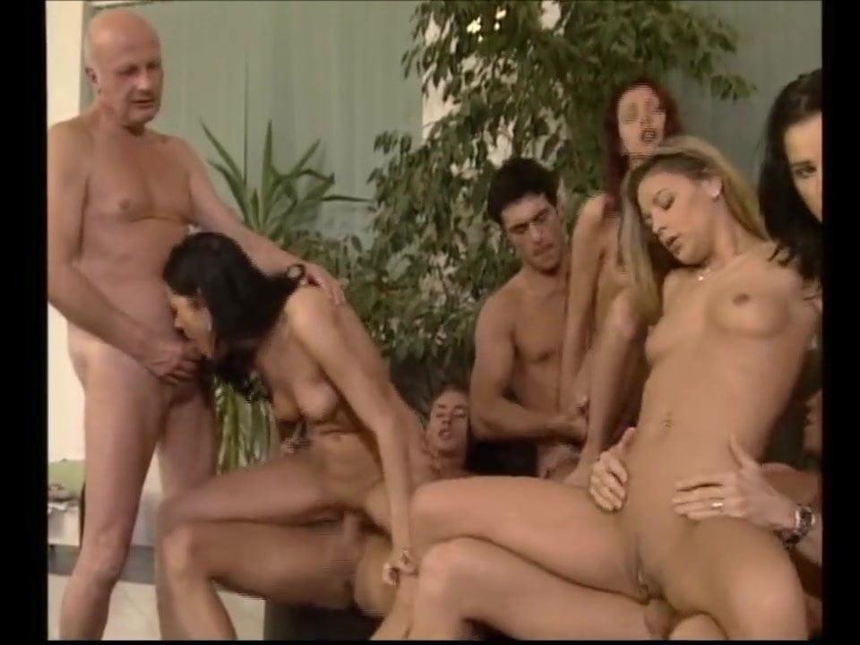 Gruppensex Videos