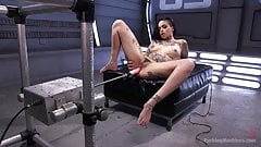 Alt Girl Submits to the Machines