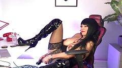 Webcam Ebony Goddess FULL PLAY