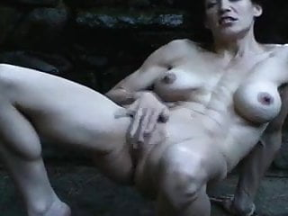 Amateur - Mature Outdoor Squirting - Self Filmed
