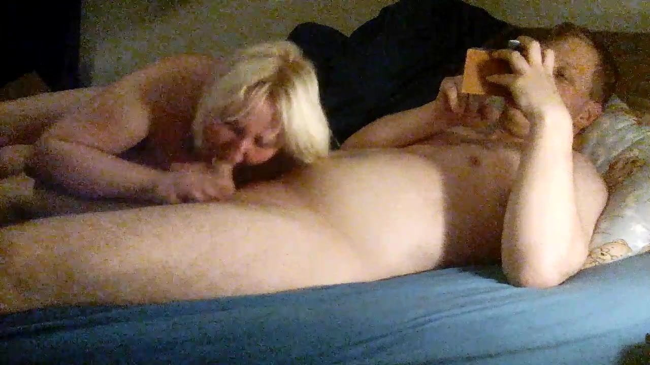Wife Rubs Clit While Fucking