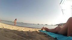 Beach reaction, part 4