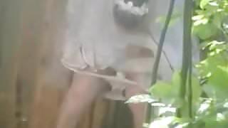 Bride pissing voyeur.mp4