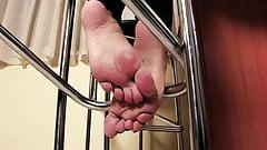 Ex girlfriend's feet