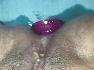 Butt plug and squirting for the first time