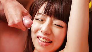 Akina Sakura fucked with toys  - More at javhd.net