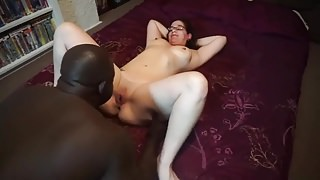 Amateur Hot Cuckold Wife vs Black Cock