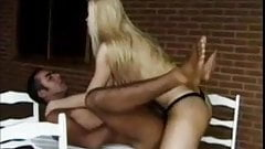 Shemale playing with her boyfriend