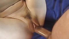 Mature having first deepthroat and anal pound experiences's Thumb