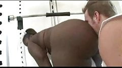Decollector's White Dick Workout